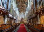 Selby Abbey, Yorkshire by bobswin