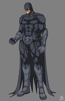 Black Falcon commission by phil-cho