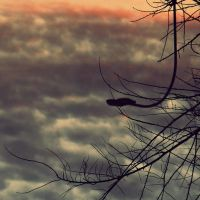 drowning clouds by Jahblessme