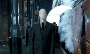 Slenderman Voldermort by AliceIsMusic