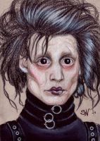 Edward Scissorhands by MissNeurotic