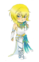 Chibi Commission : Solan for TheZephyrSong by Mokolat