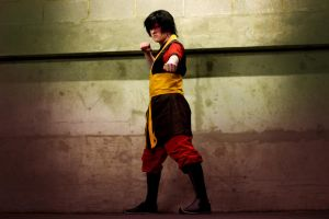 Zuko- Fight to Survive by Ruxtano