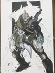 Trapjaw   Heroes Con 16 commission by BrianVander