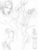 Sketches by RansomGetty