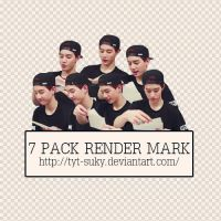 PACK RENDER MARK#2 by Tyt-Suky