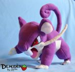 Rattata by Astreum87