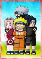 Team 7 by Wings-chan