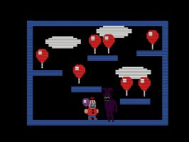 Night 5 Minigame Screen 3 (Balloon Boy) by gold94chica