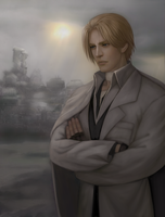 Rufus Shinra by Insant