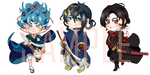TouRuinMyLife Cheebs by naueth