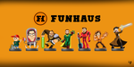 Full Funhaus Set by Bum812