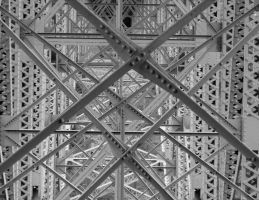 Under The Metal Bridge by Photos-By-Michelle