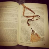 Bookmarker: Flower by AyaGina
