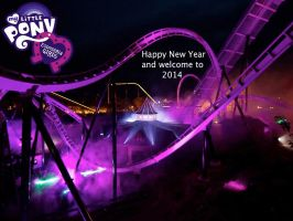 Welcome 2014 by Phi1997