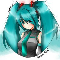 Hatsune Miku's growing some.. *cough* by Zain-95