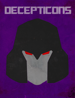 Transformers - Decepticons Need You! by bionicman31
