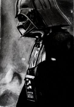 Darth Vader by ThugF0rLife