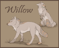 Willow by DawnFrost