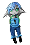 Chibi sketch for Rndom-obsessions by Z0anna