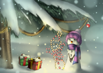 Little Snowman (Xmas 2016) by xLudo8D