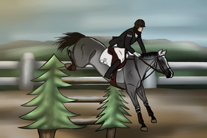 Arcanthus 3DE - Showjumping by Unyse