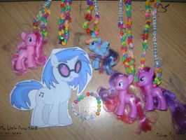 My Little Pony Kandi by LittleSkrillexKid