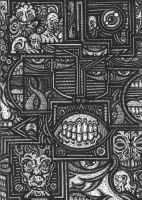 Ticks and Leeches by kylebjart