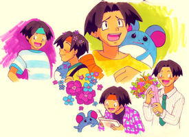A bunch of Traceys by ttoby