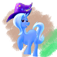 The Greatly Seductive Trixie commands you! by archonix