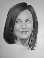 Camilla Belle - WIP 1 by bm23
