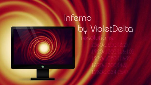 Inferno by ResourcefulVD