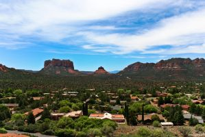 Sedona homes by andyesch