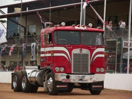 Kenworth K-Series on parade by RedtailFox