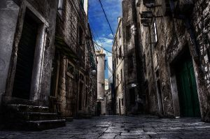 Sibenik I. by realityDream