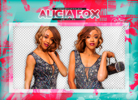 Alicia Fox - Pack Png #33 by TheNightingale01