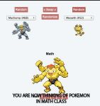POKEFUSIONS- Numbers by Scratts