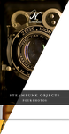 Steampunk Objects Pack DNG 1 by NEOkeitaro