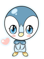+Pokemon - Piplup+ by Amai--Kiss