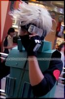 cosplay: Kakashi 2 by NienZien-ya