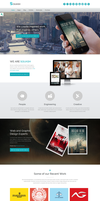 Creative Portfolio WP Theme by wpthemes
