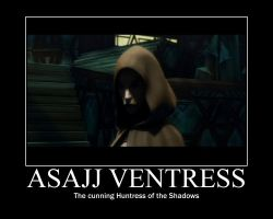 For All the Ventress fans out there by NightFury36