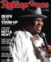Rolling Stone Patrice o'neal by EARTHDOG420