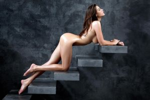 L'escalier by abclic