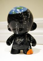 Space Munny by AppleSpirit