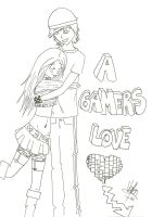 A gamers love by Creazy-Inspiration
