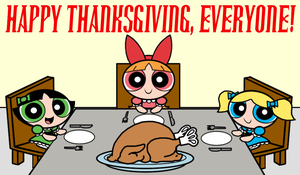 A PPG Thanksgiving by Death-Driver-5000
