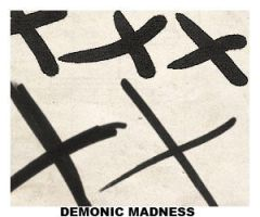 The X by demonic-madness