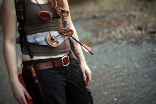 Daryl Dixon Cosplay by celticzombie