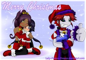 Merry Christmas 2009 by Lady-Poison-Dreams